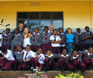 12-Klassenfoto für Schülerzeitung-Foto Jarvers