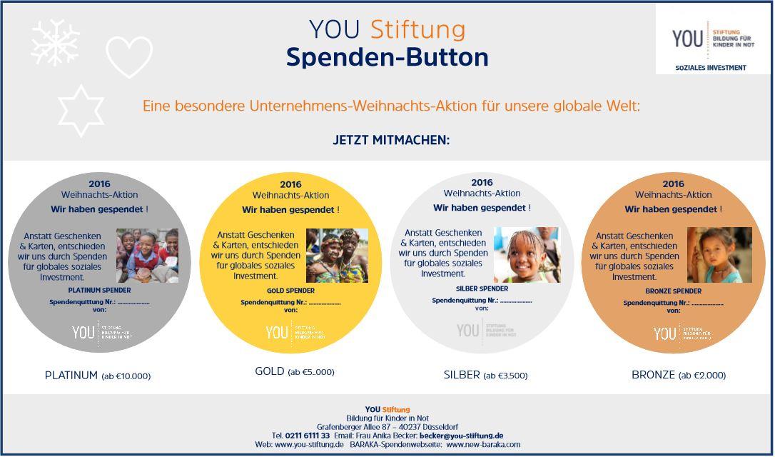 Spenden Buttons S1