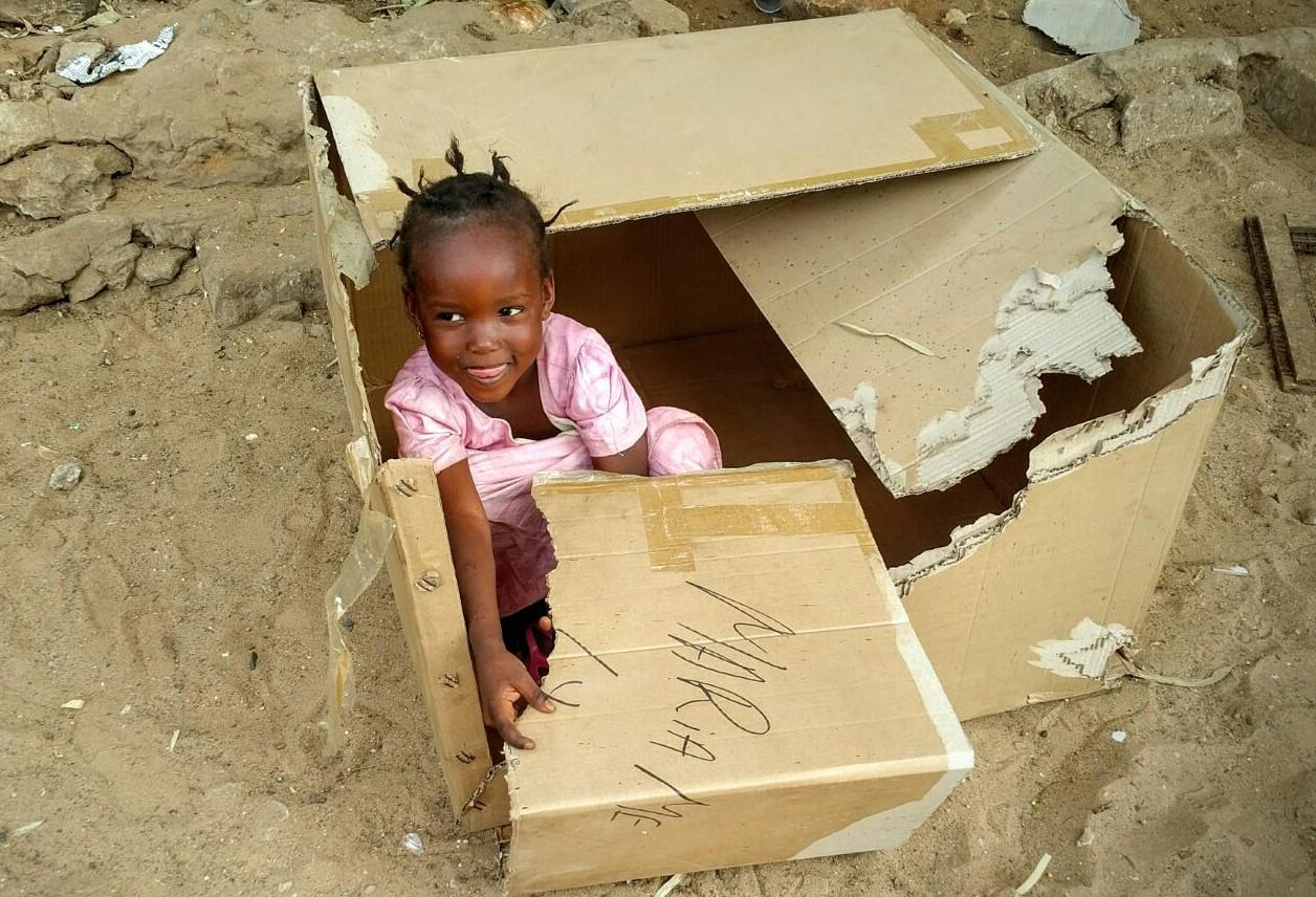 Hilfe für Kinder dank Spenden vom GivingTuesday