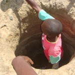 4. Digging for water Kerio Riverbed July 2011
