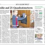 Recklinhhäuser Zeitung am 8.12.2017