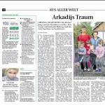 Recklinhhäuser Zeitung am 11.12.2017