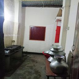 Die Küche ist nun wesentlich hygienischer als vor der Renovierung